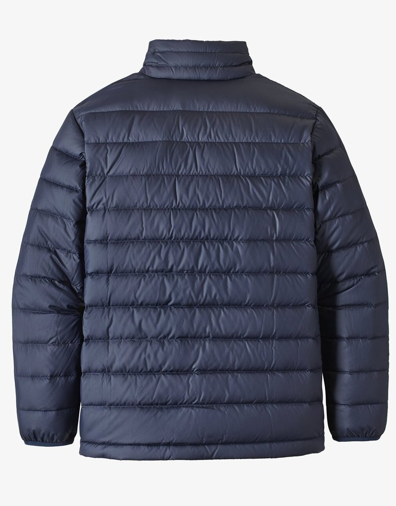Patagonia Boys Down Sweater NORG Northern Green