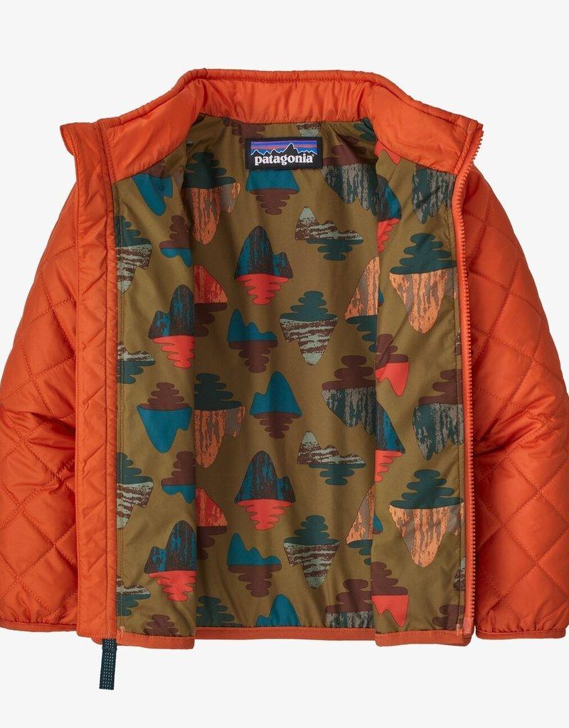 Patagonia Baby Nano Puff Jacket MEOR Metric Orange