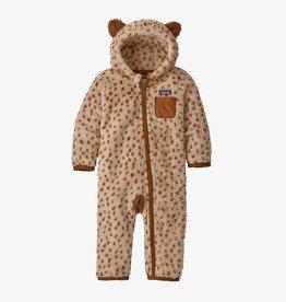 Patagonia Baby Furry Friends Bunting DTTA Dear Dear Tuber Tan