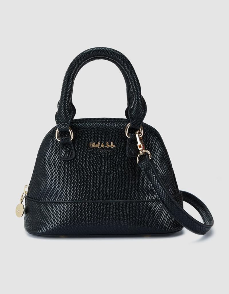 Abel & Lula Black Hand Bag