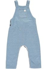 Me & Henry Gleason Jersey Overalls Blue