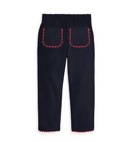 bella bliss Ric Rac Lulu Pant Navy Cord