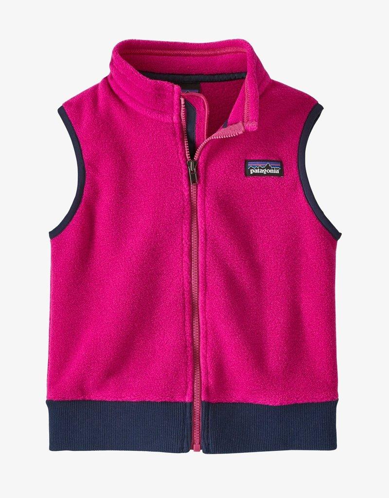 Patagonia Baby Synch Vest MYPK Mythic Pink