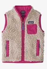 Patagonia Baby Retro X Vest NMPI Mythic Pink