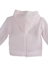 Zubels Pink Knit Hoodie
