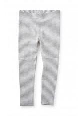 Tea Collection Striped Leggings Lt Grey