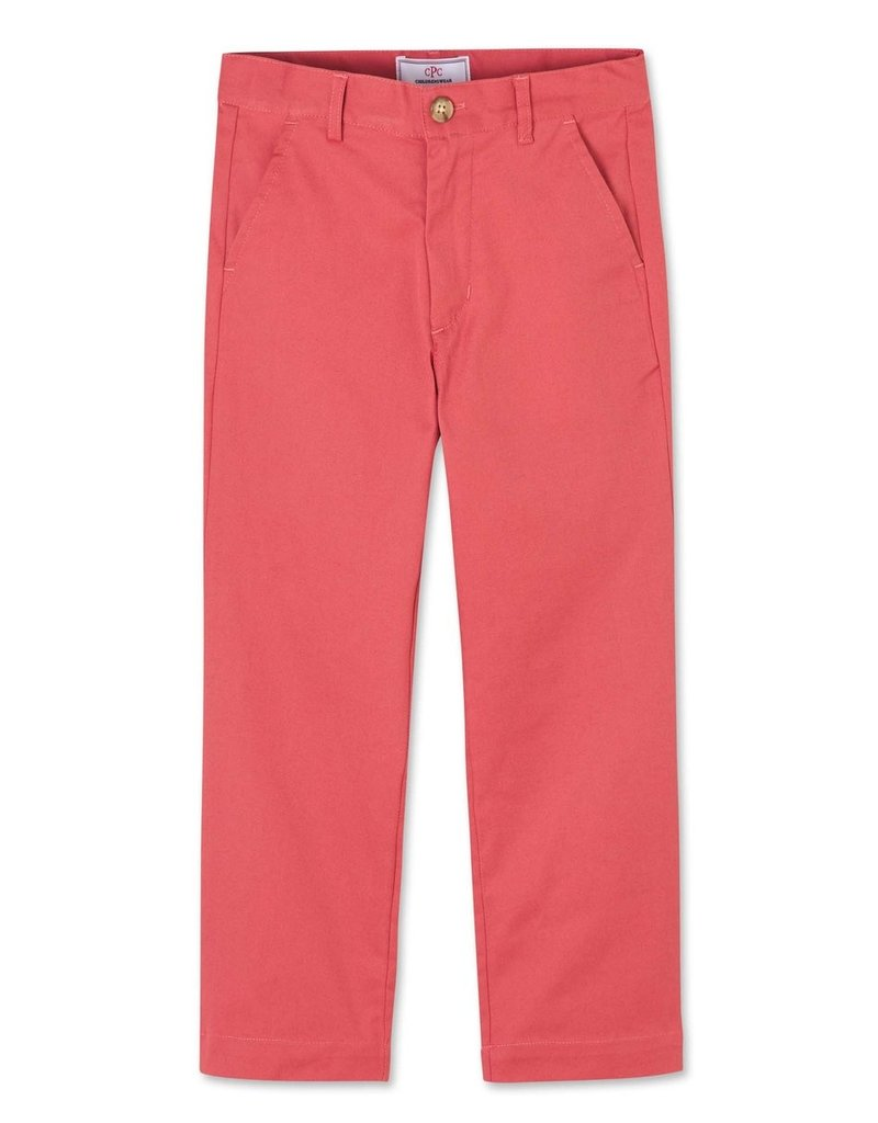 Classic Prep Gavin Pant Mineral Red