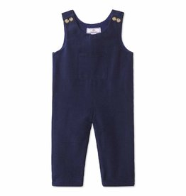 Classic Prep Tucker Cord Overall Medieval Blue
