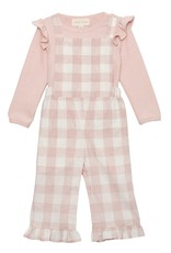 Mabel and Honey Makes Me Smile 2 pc Set Pink