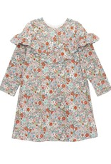 Mabel and Honey Be Kind Woven Dress White