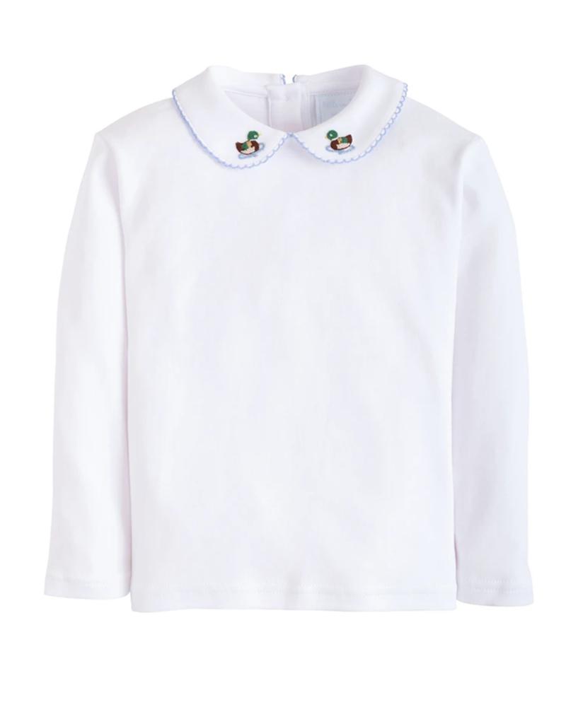 little english L/S Mallard Pinpoint Shirt