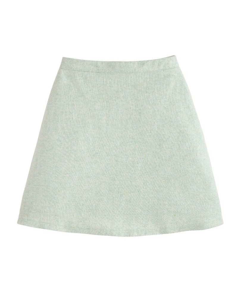 little english Circle Skirt Meadow Wool