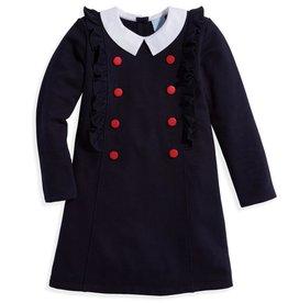 bella bliss Renee Dress Navy