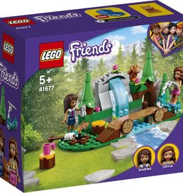 Lego Forest Waterfall 41677