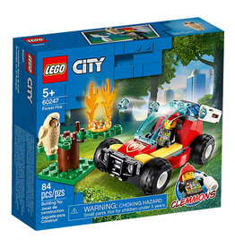 Lego Forest Fire Lego 60247
