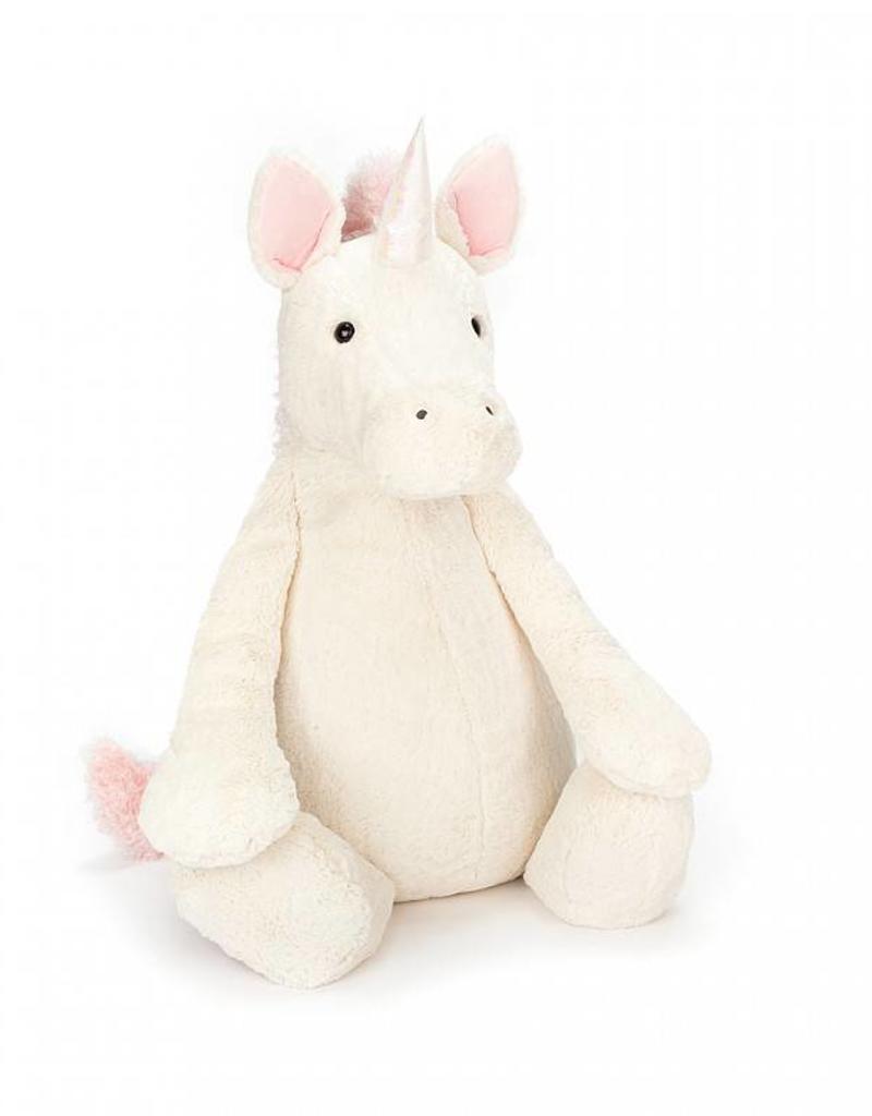 Jellycat Bashful Unicorn Med