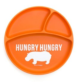 Bella Tunno Wonder Plate Hungry Hungry Hippo