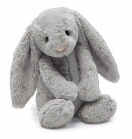 Jellycat Bashful Grey Bunny Med