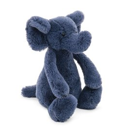 Jellycat Bashful Blue Elephant Med