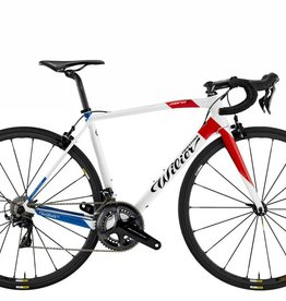 Wilier Triestina Zero.7 Z15 (DuraAce) Medium Red/White/Blue by Wilier Triestina