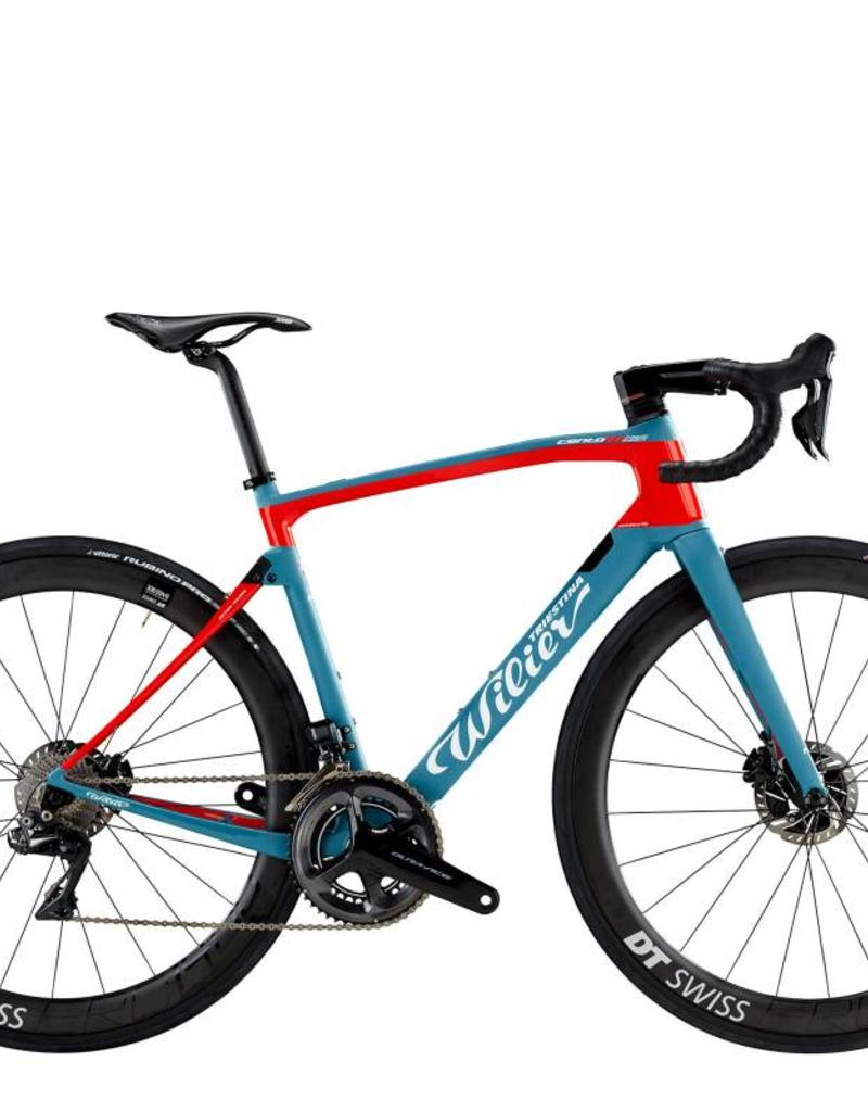 Wilier Triestina Cento10NDR UIltegra Di2 8070 Disc Large by Wilier Triestina