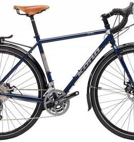 Kona Bicycles Kona Sutra (Royal Blue w/ Grey & Orange) 2018
