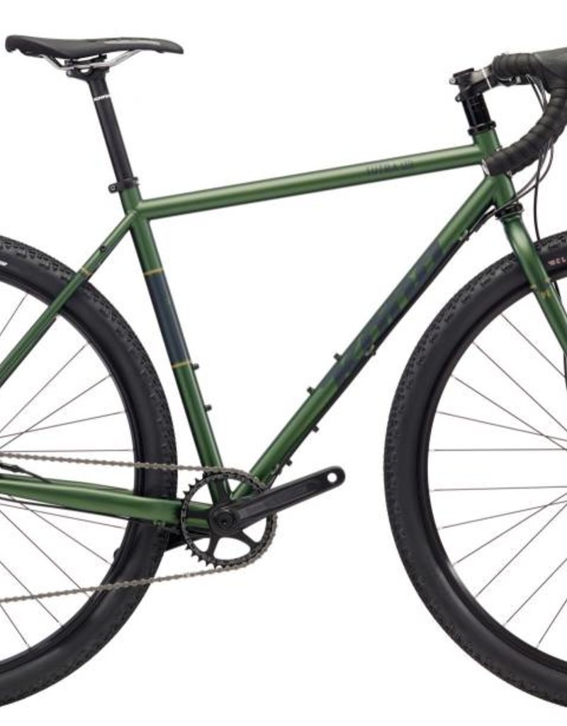 Kona Bicycles Kona Sutra LTD (Matt Metallic Olive) 2018