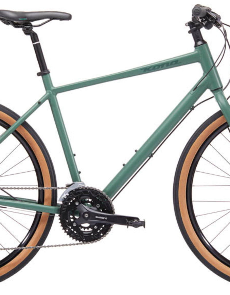 Kona Bicycles Kona Dew Plus (Moss Green)