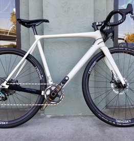 Allied Cycle Works Alfa Allroad 56cm Ecru Force 1 by Allied Cycle Works
