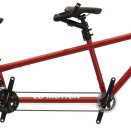 Co-Motion Cycles Co-Motion Periscope Scout LG Red Tandem Bicycle