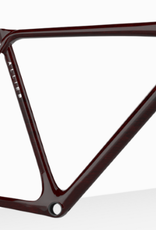 Allied Cycle Works Alfa Allroad Frameset 54+ Ruby (Translucent Dark Red) by Allied Cycle Works