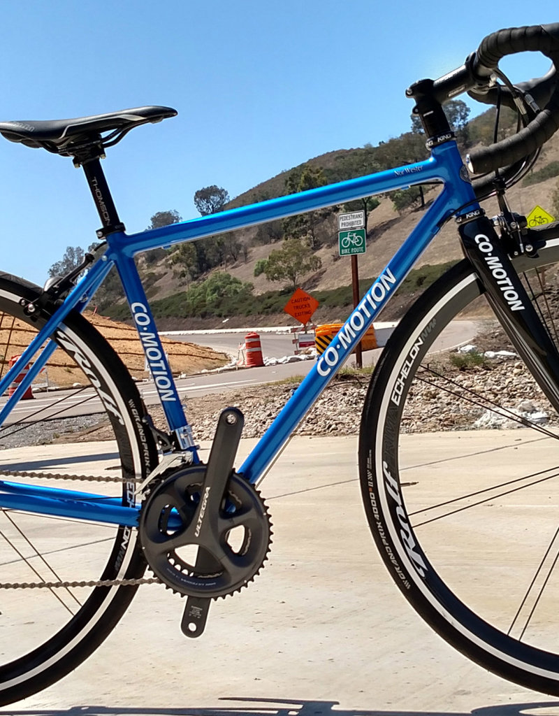 Co-Motion Cycles Co-Motion Nor'Wester 50 cm (Fillet Brazing) Road Bicycle