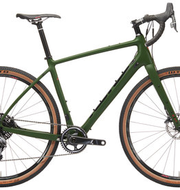 Kona Bicycles Libre DL 55cm Frame w/ Kona Verso Full Carbon Flat Mount Disc Fork, 12mm F/R Axle