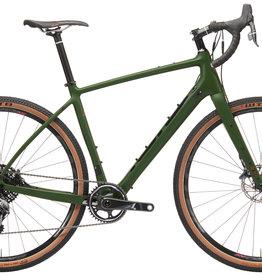Kona Bicycles Libre DL 58cm Frame w/ Kona Verso Full Carbon Flat Mount Disc Fork, 12mm F/R Axle