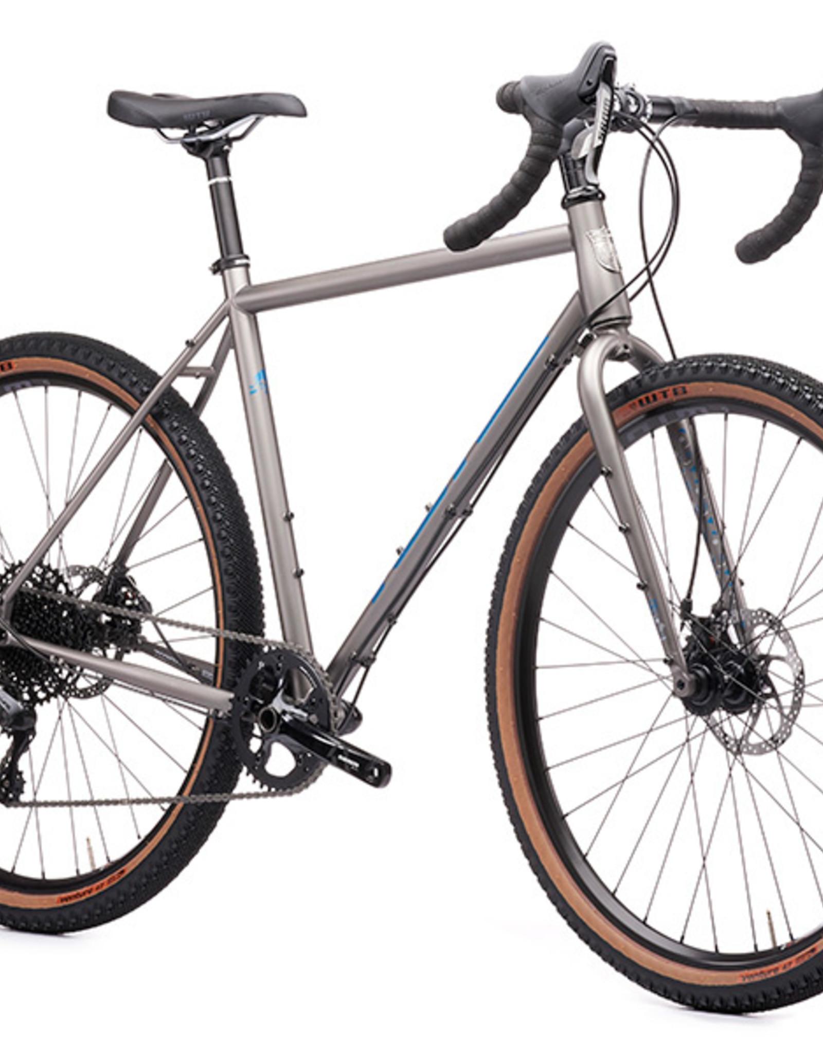 Kona Bicycles Kona Rove DL (Matte Faux Raw) 2021