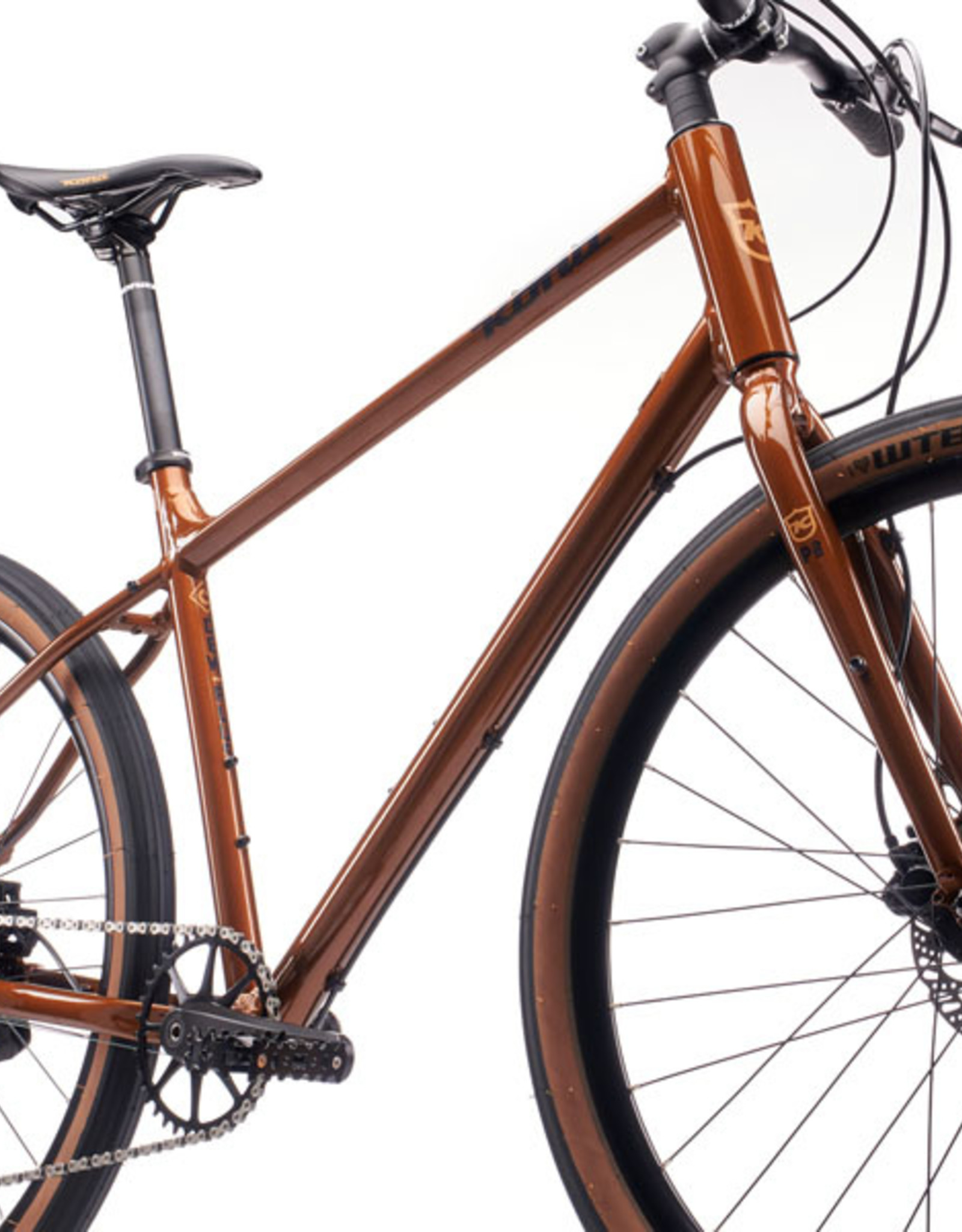 Kona Bicycles Kona Dew Plus 2021