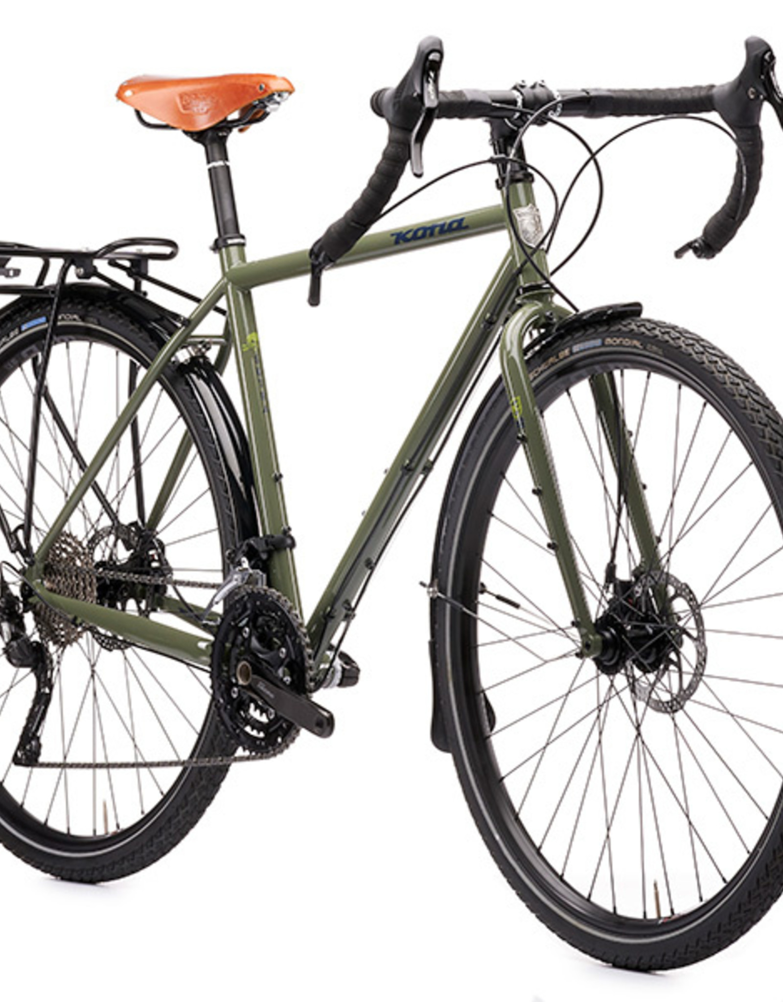 Kona Bicycles Kona Sutra (Concrete Green) 2021