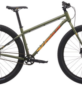 Kona Bicycles Kona Unit (Fatgue Green) 2021
