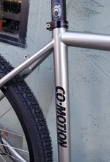 Co-Motion Cycles Co-Motion Divide Rohloff-Pathfinder 58cm Fully Loaded w/ Black Decals
