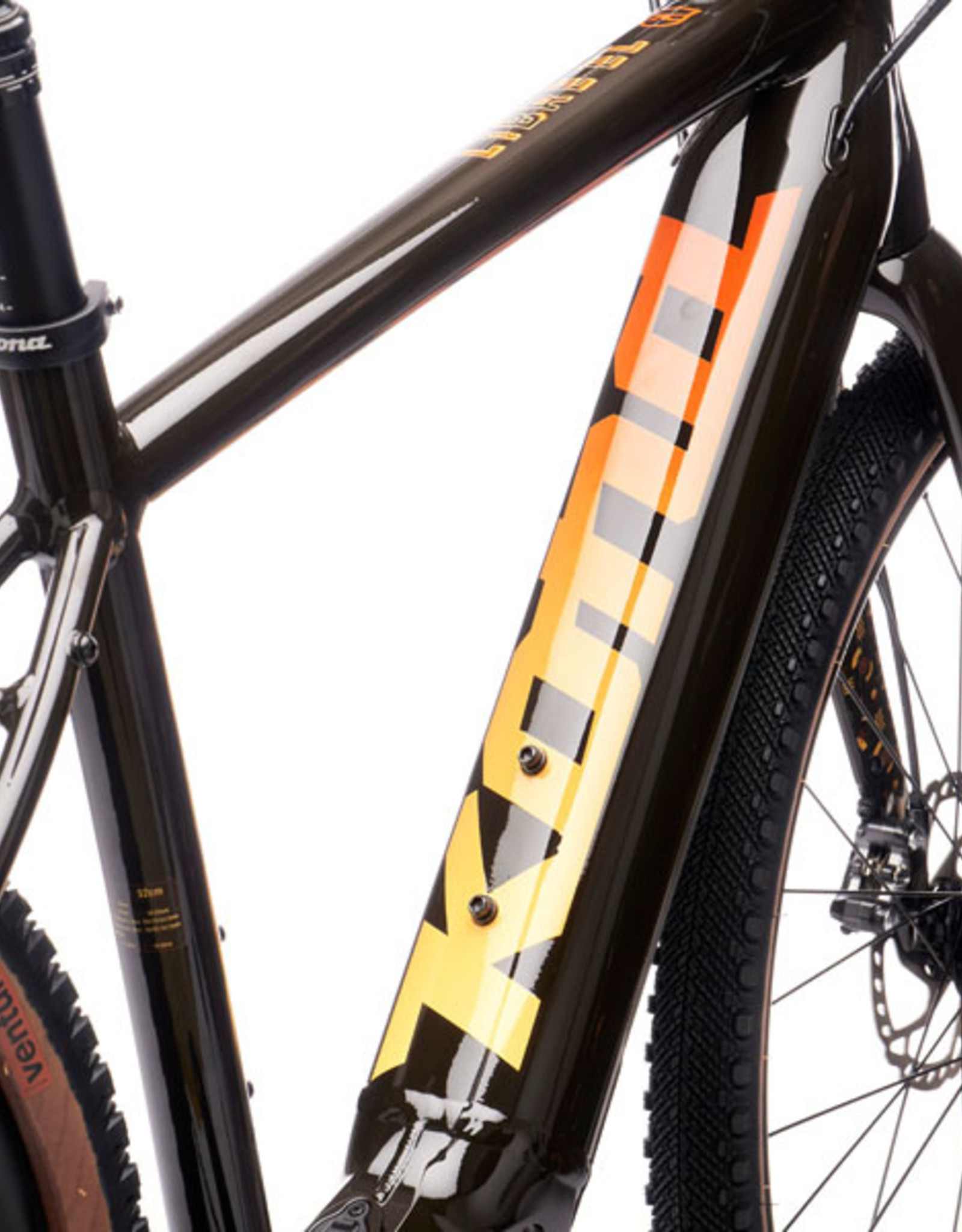 Kona Bicycles Kona Libre EL (Gloss Chocolate) 2021