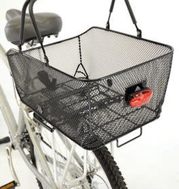 Axiom Axiom Market LX Rear Basket: Black Mesh [90230}