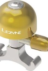 Lezyne Lezyne Classic Brass Bell: Small, Silver [BE0302]