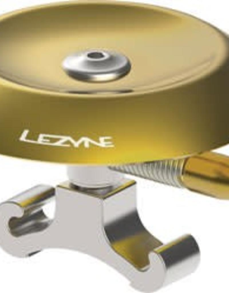 Lezyne Lezyne Classic Shallow Brass Bell: Silver