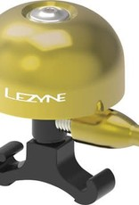 Lezyne Lezyne Classic Brass Bell: Medium, Black [BE0305]