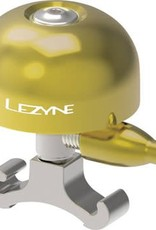 Lezyne Lezyne Classic Brass Bell: Medium, Silver [BE0304]