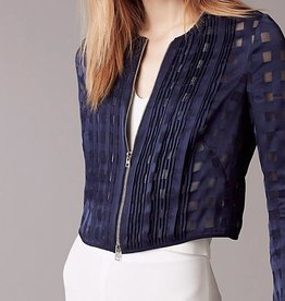 DVF DVF Fitted Jacket