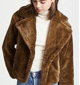 Vince Vince Plush Coat