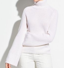 Vince Vince Saddle Slv Turtleneck