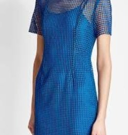 DVF Chain Lace Dress