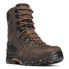 "Danner Vicious 8"" Non-Metallic Toe Brown"